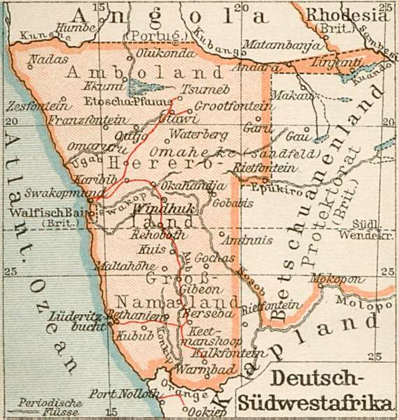 25121914 german south west africa the clock is ticking
